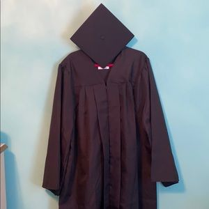 Cap and gown set